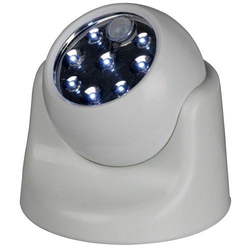 Safe Alarm LED sensorlamp met bewegingssensor