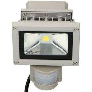 Kinzo LED schijnwerper 10W met bewegingssensor