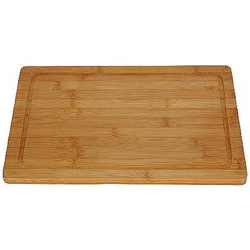 Excellent Houseware. Snijplank bamboe 37 x 25 cm