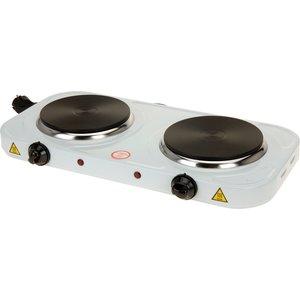 Excellent Electrics Elektrische kookplaat 2x1000W