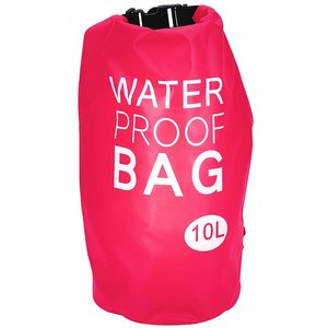 Waterdichte tas 10L roze