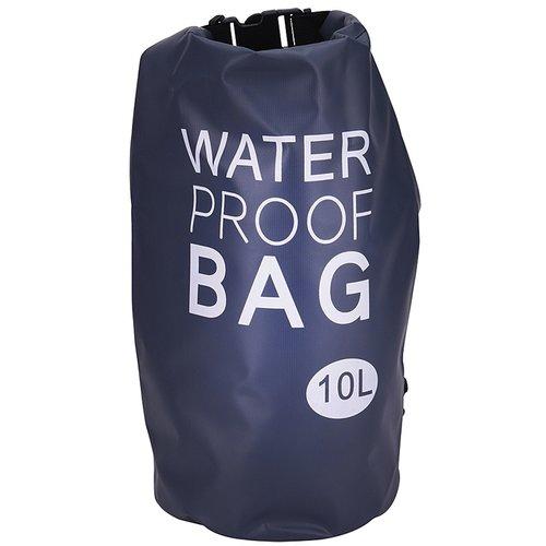 Waterdichte tas 10L grijs