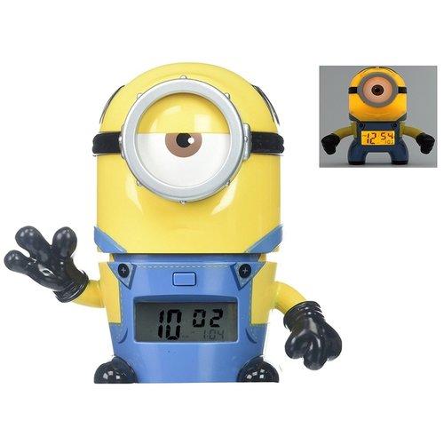 Bulbbotz Minions Stuart Alarm Klok