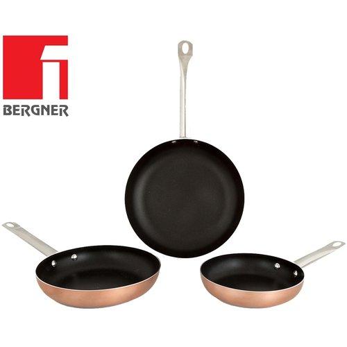 """Bergner Koekenpannenset """"Copper"""""""