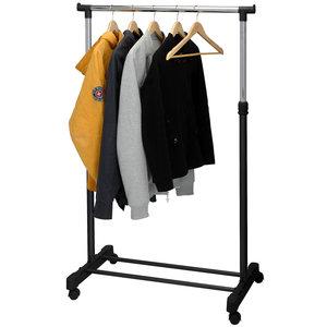 Storage Solutions Mobiel kledingrek 80x42x165cm