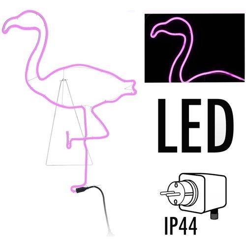 DecorativeLighting LED-verlichting Flamingo - 90cm