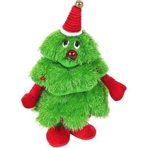 Christmas Gifts Pluche Kerstboom 30 cm - danst en zingt