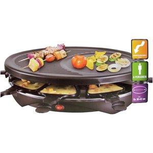 Raclette Partygrill voor 8 personen