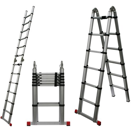 Telescopische ladder 3.85m