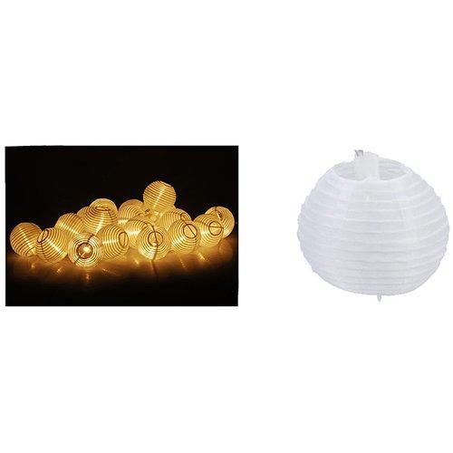 Party Lighting Feestverlichting 20 LED lampionnen