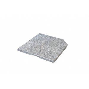 Doppler Licht grievance granieten plaat 25 kg