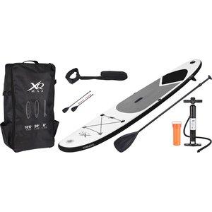 XQ Max SUP-board 320cm grijs - met accessoires