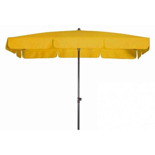 Doppler Parasol Sunline WATERDICHT III 260x150 geel