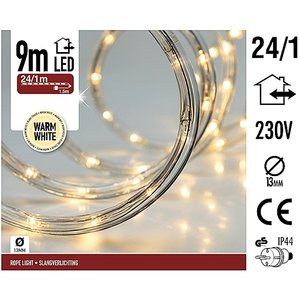 DecorativeLighting LED lichtslang 9 meter warm wit