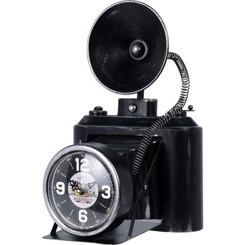 Segnale Retro klok camera