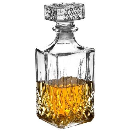 Ceruzo Glazen karaf voor sterke drank - 900ml