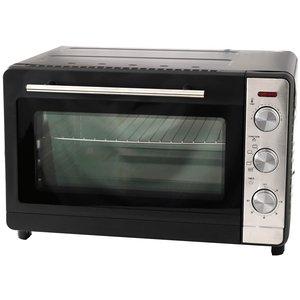 Deski Mini-oven 28 liter met boven- en onderwarmte -1500 W