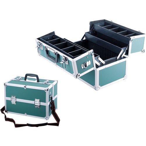 Aluminium gereedschapskoffer