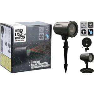 Laser projector met timer en afstandsbediening