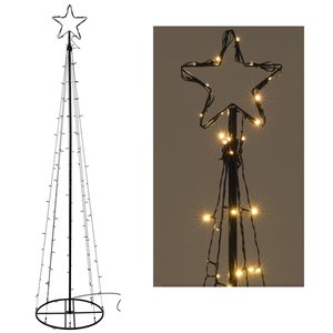 DecorativeLighting Kerstpiramide - 120cm
