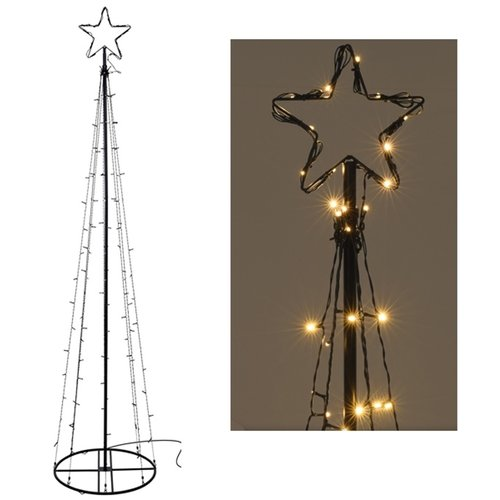 DecorativeLighting Kerstpiramide - 180cm