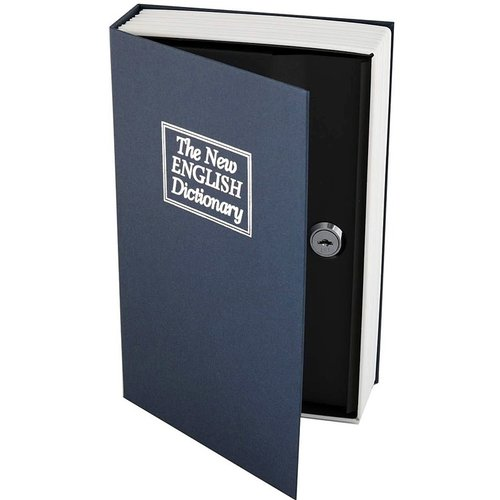 Geldkluis boek
