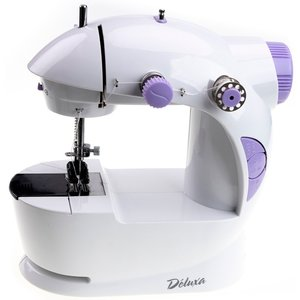 Déluxa Mini Naaimachine - pastel paars