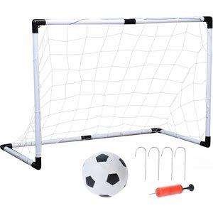XQ Max - Voetbal doelset - 90x45x65cm