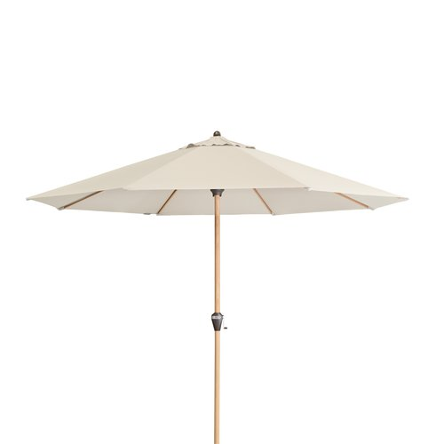 Doppler Parasol Alu Wood 350 cm