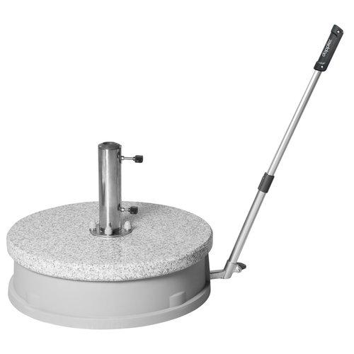 """Doppler Expert granieten basis 70 kg """"Easy Move"""""""
