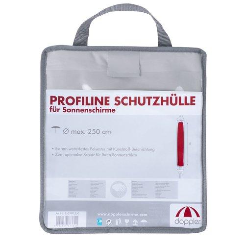 Doppler PROFI LINE beschermhoes 250 cm