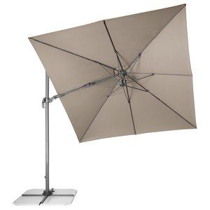 Doppler Zweefparasol Ravenna  AX 275x275 cm