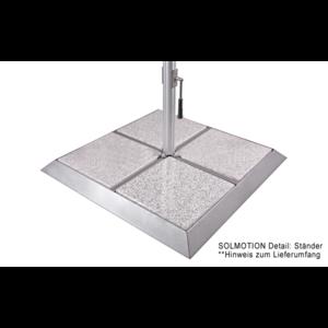 Doppler Metalen frame voor SOLMOTION 400 E-drive