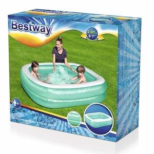 Bestway Zwembad rechthoek - 201x150