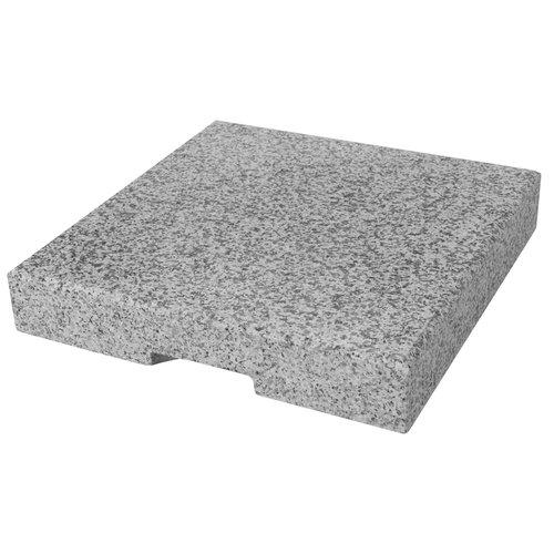 doppler ECO gewicht granieten plaat 55 kg