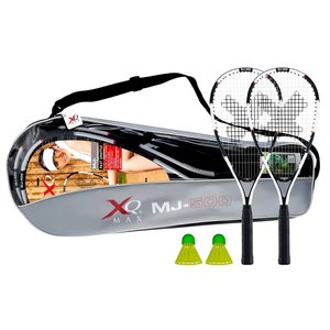 XQ Max Speed Badmintonset - Fast Shuttle