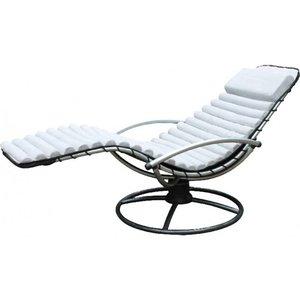 Leco Kussen voor Leco Wip- en schommelstoel - Grijs