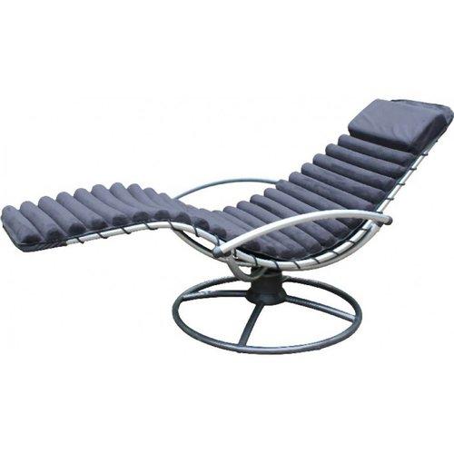 Leco Kussen voor Leco wip- en schommelstoel- Zwart