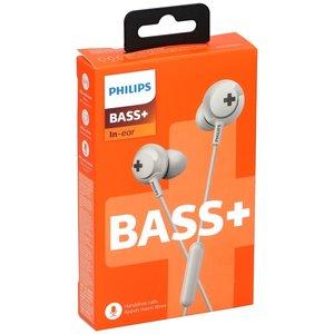 Philips SHE4305WT In-ear oordopjes met microfoon