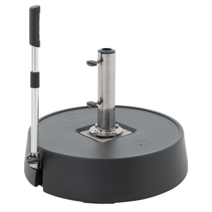 Doppler EASY MOVE SWITCH rolvoet ca. 50 kg, zonder sierplaat