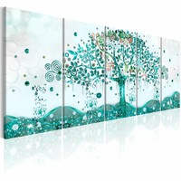 Schilderij - Waving Tree