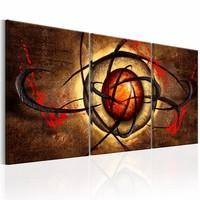 Schilderij - Secret Eye I