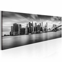 Schilderij - New York: Stylish City