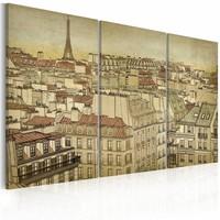 Schilderij - Paris - the city of harmony