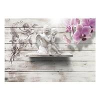 Fotobehang - Kus van een engel