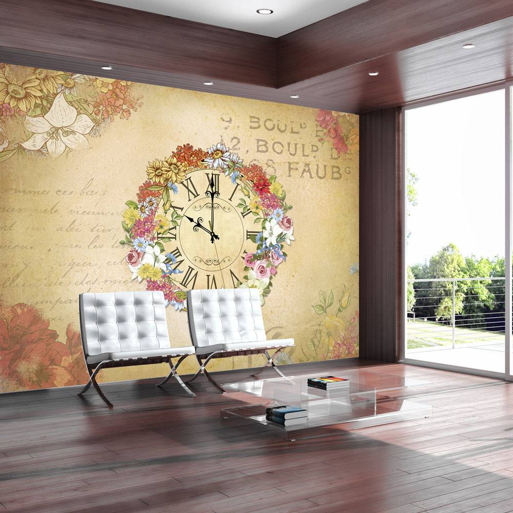 Fotobehang - Tijd voor bloemen