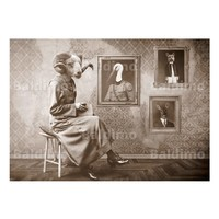 Fotobehang - Artistieke expressie