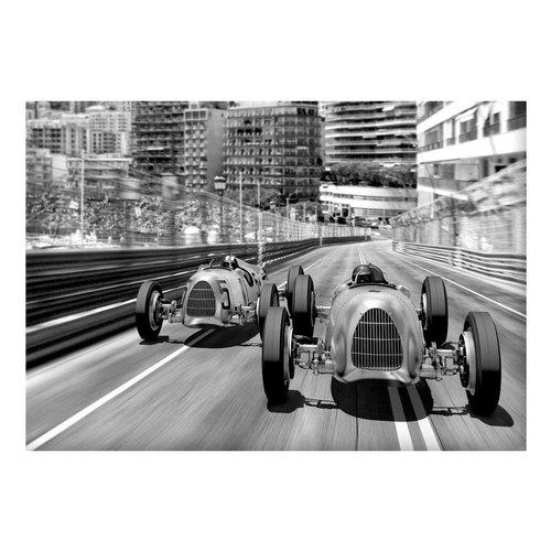Fotobehang - Monte Carlo Race F1