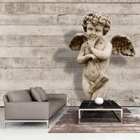 Fotobehang - Engelen gezicht