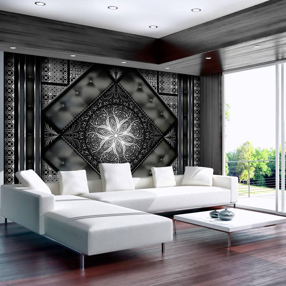 Fotobehang - Zwart mozaiek